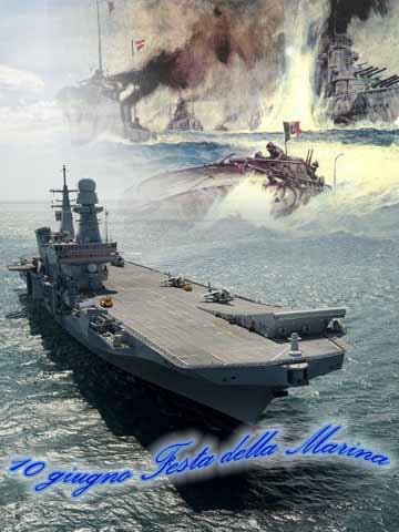 Marina militare cavour la nuova ammiraglia a - Nuova portaerei ...