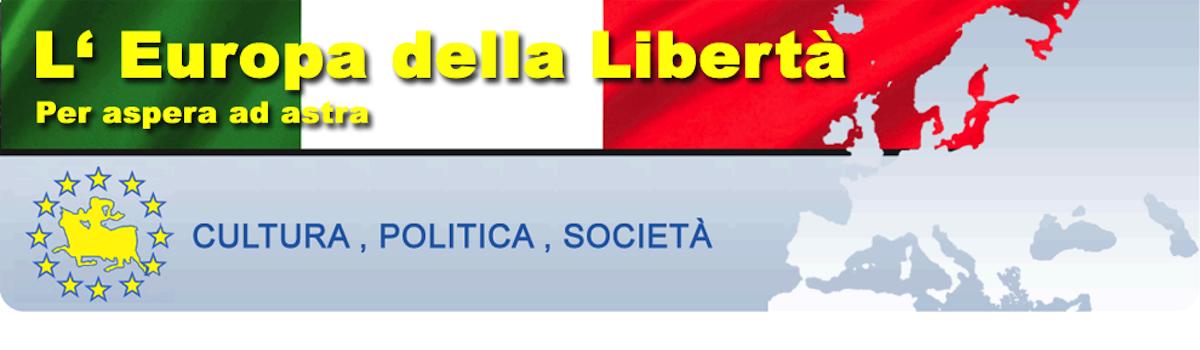 L 39 europa della libert cultura politica societ for Enea finanziaria 2017