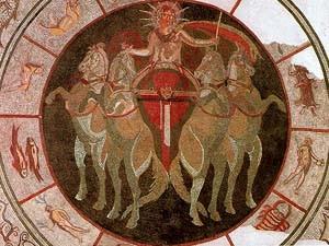 Helios in sinagoga