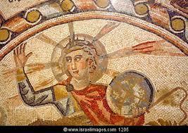 untitled.png hannat tiberias - sinagoga mosaico con dio sole