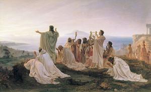 F. Brònnikov discepoli di pitagora al sorgere del Sole