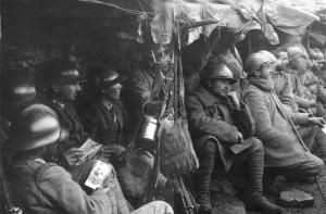 Doberdò 1916 soldati in trinceajpg