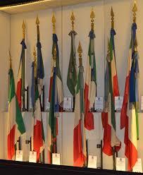 Vittoriale, bandiere